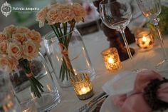 Dicas de decoração para jantar com muito charme por Patricia Junqueira {Home, Receber & Baby}