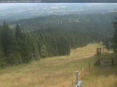Live camera Sternstein-top Durnau, Austria.