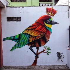 Gabriel Abreu - King Bird, 2015 | Dominican Cult