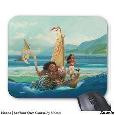 Moana   Set Your Own Course