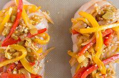 Recipe: Southwestern Hasselback Chicken