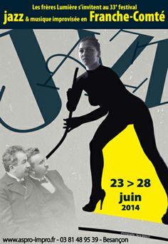 33e Festival Jazz et Musique Improvisée en Franche-Comté, Besançon (25000), Franche-Comté