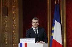 1/5/18 Emmanuel Macron warns of 'prisoner's dilemma' in Brexit Phase 2 – POLITICO  French president fears the bloc might split if member countries seek to pursue self interests