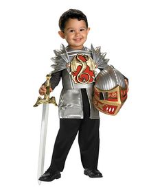 Take a look at this Dragon Knight Dress-Up Set - Toddler by Disguise on #zulily today!