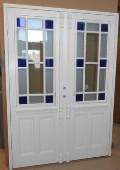 Ytterdører   Modum Industri AS China Cabinet, Windows, Doors, Storage, Interior, Appetizers, Furniture, Glass, Home Decor