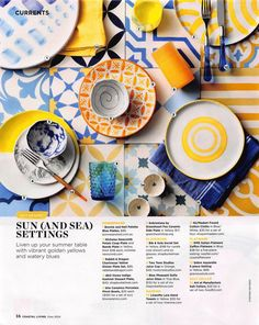 We're in Coastal Living Magazine's June 2016 Issue! | Gracious Style Blog