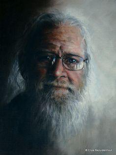 Ronnie 2 Artists: Elize Bezuidenhout Oil on Linen South African Artists, Lee Jeffries, My Arts, Faces, Portraits, Oil, Head Shots, The Face, Portrait Photography