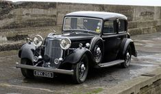 1935 Armstrong Siddeley Special MK II Touring Limousine