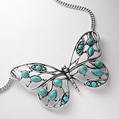 I don't care who doesn't like turquoise...it's always for me.