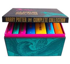 Bol.com Harry potter boxset hardcover