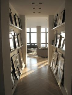 Photo gallery dream hallway!