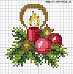 Cross Stitch Christmas Cards, Xmas Cross Stitch, Cross Stitch Cards, Simple Cross Stitch, Cross Stitch Samplers, Christmas Cross, Counted Cross Stitch Patterns, Cross Stitch Designs, Cross Stitching