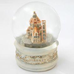 Duomo snow dome