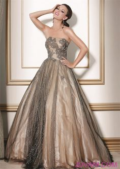 Jovani Evening Ballgown dress 17997 - 2011 Evening collection