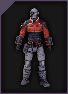 Arkham Origins Series 2 Deadshot Action Figure