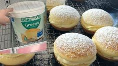Two-ingredient 'Snow Cakes': The new Kmart Pie Maker baking trend you need to know about! | 7NEWS.com.au Mini Pie Recipes, Sweet Recipes, Dessert Recipes, Cooking Recipes, Cake Recipes, Desserts, Pastry Recipes, Cooking Ideas, Food Ideas