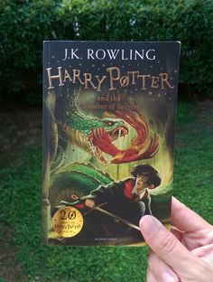 """#MarcoLegge: """"Harry Poter and the Chamber of Secrets"""" di J.K.  Rowling / agosto 2017"""