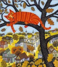Vivid Arts-Pet Pals Couchage Chaton /& Boîte-Ginger Kitten Cat