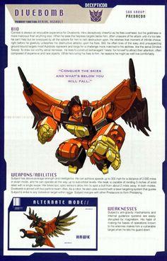 Transformers Universe - Gallery: G1 Predacons