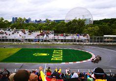 Welcome to the Piranha Club Canadian Grand Prix, Mark Webber, Valtteri Bottas, Formula One, Baseball Field, Red Bull