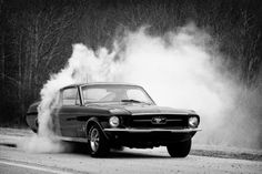 What Chevy does not want you to know..That a Ford Mustang broke the sound barrier in 1968!