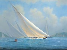 Image result for Tim Thompson - British painter born in Hull 1951