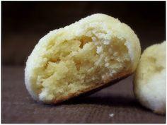 KitchenJoy: Best Ever Cream Cheese Cookies