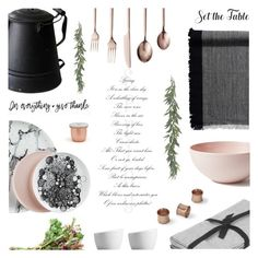 """In Everything"" by fee4fashion ❤ liked on Polyvore featuring interior, interiors, interior design, home, home decor, interior decorating, Sarreid, Holly's House, David Weeks Studio and Williams-Sonoma"