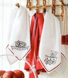 1000 images about embroidery kitchen on pinterest embroidery