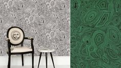 Love this wallpaper, Fornasetti - Cole & Son