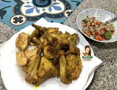 Ayam Goreng Sambal Matah – Cooking with Sheila Main Menu, Chicken Wings, Meat, Cooking, Food, Kitchen, Essen, Meals, Yemek