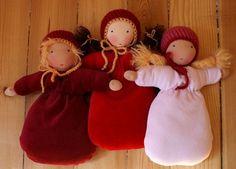 Adorable Waldorf Dolls!