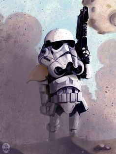 Stormtrooper    Created by Rui Francisco