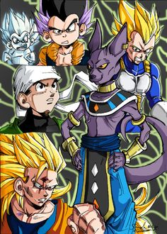Watch All Dragon Ball Z and Super Episodes Here: http://ww4.watchdragonballsuper.co