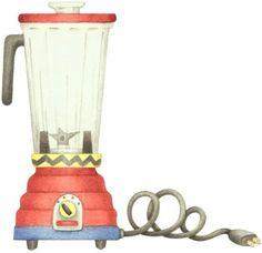 Kitchen - blender