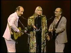 Peter, Paul & Mary - I'm Leavin' On a Jet Plane