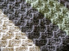 How to Crochet Diagonal Afghan | Topic: Darby's Diagonal Stitch Blanket (Read 10330 times)