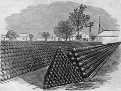 File:Fortres Monroe 1861 - Cannon-balls.jpg