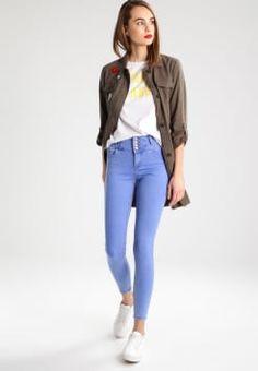 New Look - YAZMIN - Jeans Skinny Fit - mid blue