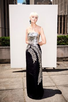 Oscar de la Renta Resort 2018 Fashion Show