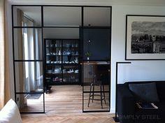 Simply Steel interieur | http://www.simply-steel.nl