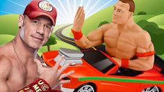 These New WWE Toy Cars are a Hilarious Nightmare These professional wrestlers are much too large for these small cars! September 18 2016 at 08:00PM  https://www.youtube.com/user/ScottDogGaming