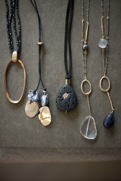 Julie Cohn necklaces
