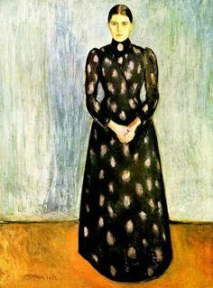 Eduardo Manchester - Inge Munch, 1892.