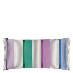 Bellariva Crocus Throw Pillow | Designers Guild