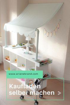 DIY: Kaufladen selber machen - das kann wirklich jeder: ein ganz einfacher IKEA Hack