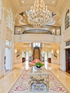 If You Love Coco Chanel, You'll Love This Texas Mansion - Tour inside The opulent $17.5 million classic French chateau, 40,000-square-foot mansion.