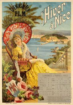 Frederic Hugo d' Alesi #vintage #Nice