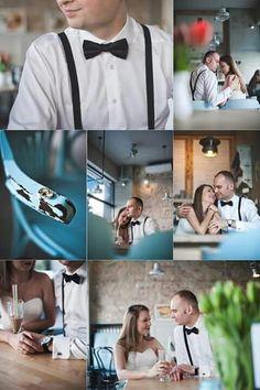 Wedding, caffe