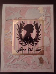 SambuCOrona: Austen Card Set 3